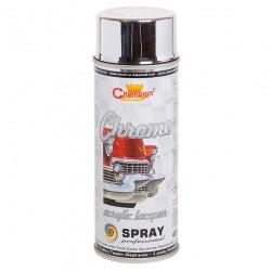 Spray vopsea CROM ARGINTIU