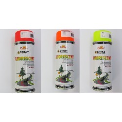 Spray vopsea fluorescenta diverse culori