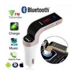 Modulator FM cu Bluetooth CAR G7