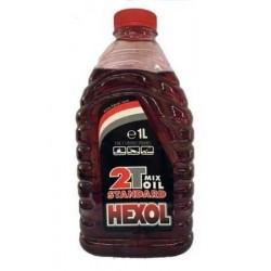 Ulei amestec Hexol 2T Standard (rosu)